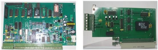 皮带秤称重仪表主板,电流和通讯配件