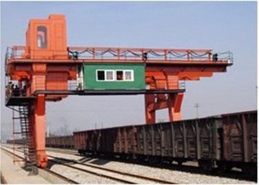 HC型火车采样装置